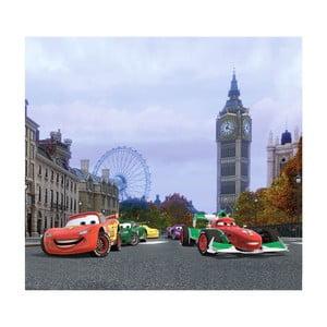 Foto zasłona AG Design Disney Auta, 160x180cm