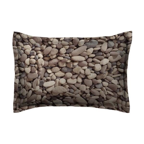 Poszewka na poduszkę Piedras Gris, 50x70 cm