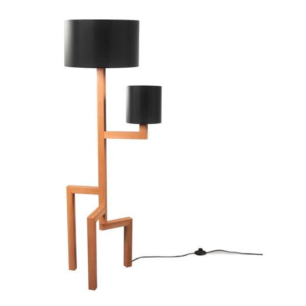 Lampa stojąca Tip Black