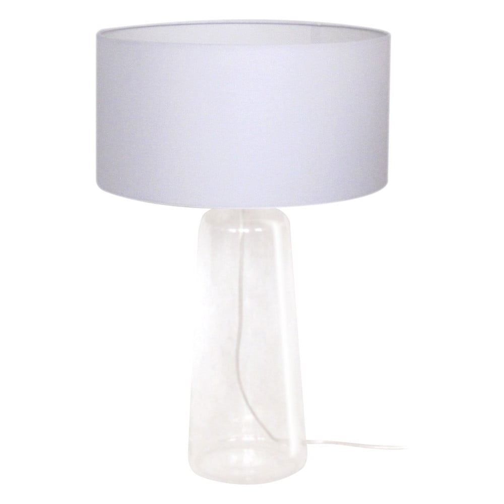 Biała lampa stołowa Tomasucci Roma White