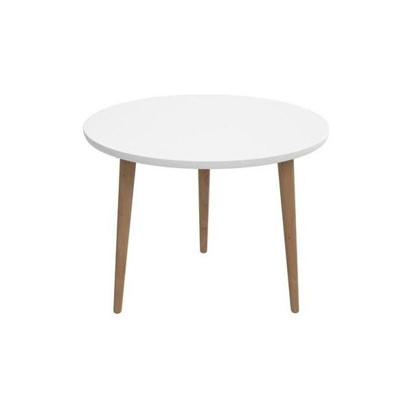 Stół D2 Bergen, 60 cm, biały