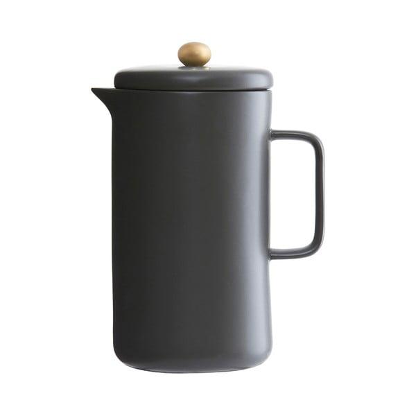 Porcelanowy dzbanek Milky, czarny