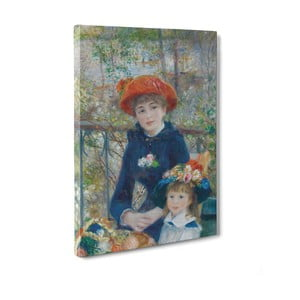 Obraz The Two Sisters - Pierre Auguste Renoir, 50x70 cm