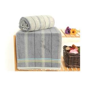 Zestaw 2 ręczników Gary Stone, 70x140 cm