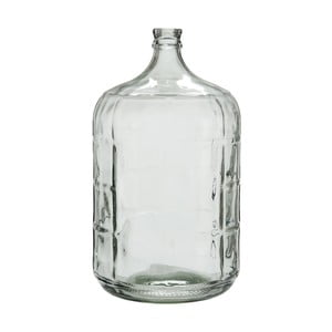 Szklany wazon Check, 50 cm