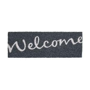Wycieraczka Hamat Ruco Welcome Grey, 26x75 cm