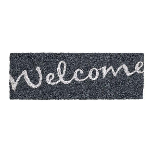 Wycieraczka Hamat Ruco Welcome Grey, 26x75cm