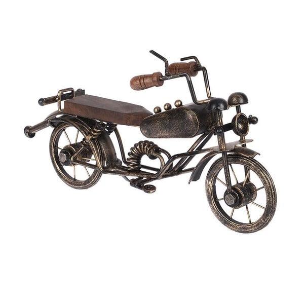 Dekoracyjna statuetka Brass Moto
