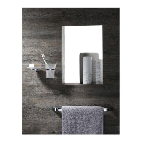 Uchwyt na ręczniki Chromo, 62x2,6x6,5 cm