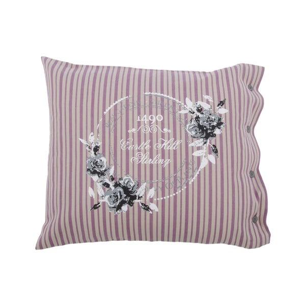 Poszewka na poduszkę Rose Hill 40x50 cm, różowa