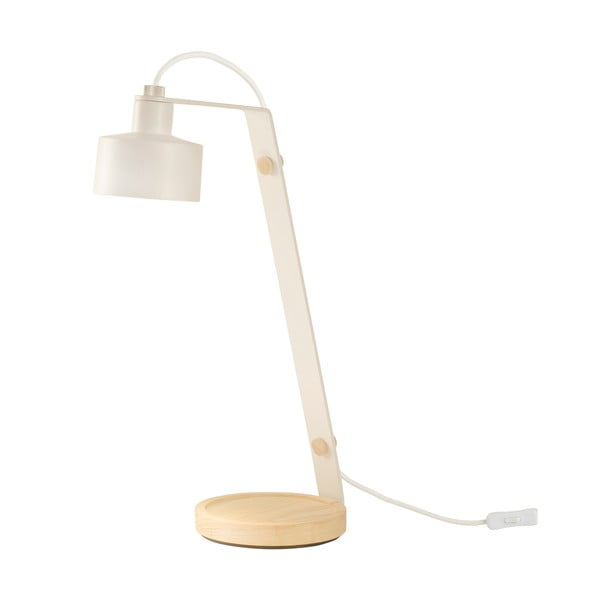 Lampa stołowa (LED) Jazz white/white