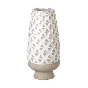 Wazon Goblet Light Grey, 29x14 cm