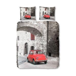 Pościel Italia Red, 140x200 cm
