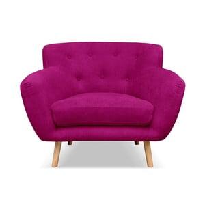 Fuksjowy fotel Cosmopolitan design London