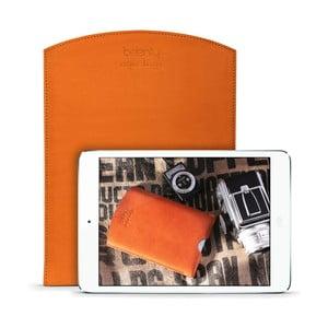 Skórzane etui na iPad mini Cognac