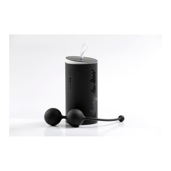Czarne designerskie kulki gejszy Whoop.de.doo, 102 g