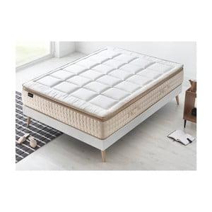 Łóżko 2-osobowe z materacem Bobochic Paris Cashmere, 160x200 cm