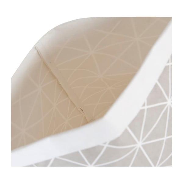 Zestaw 3 toreb Clayre & Eef Geometric