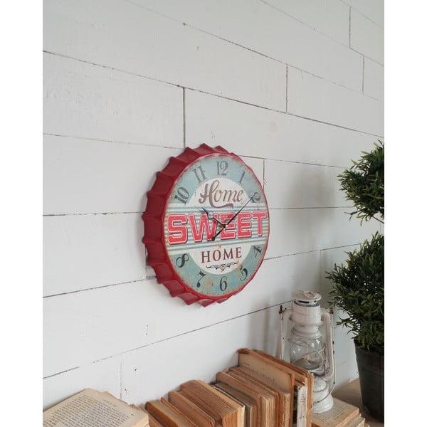 Zegar naścienny Sweet Home, 34 cm