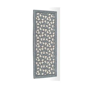 Wytrzymały dywan kuchenny Webtapetti Corazon Grey, 55x115 cm