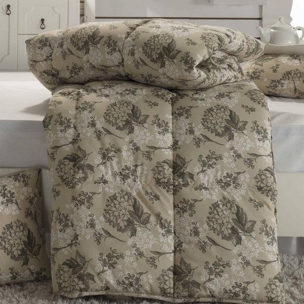 Narzuta pikowana na łóżko dwuosobowe Joana, 195x215 cm