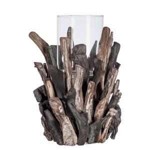Świecznik Driftwood, 30x3 cm