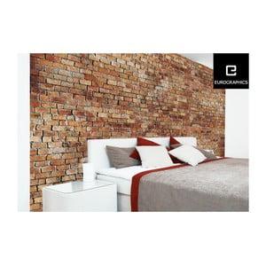 Fototapeta Eurographics Brick Wall