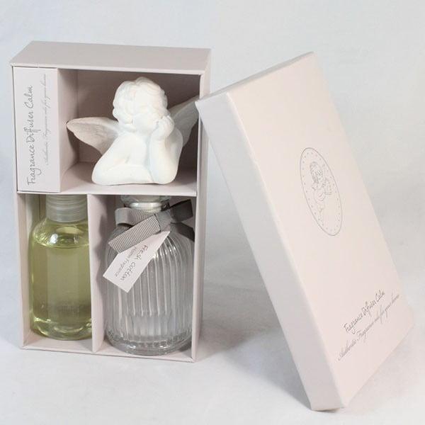 Aniołek z perfumowanej gliny 100 ml, bawełna
