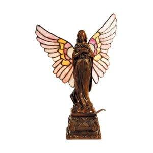 Lampa stołowa Tiffany With Wings