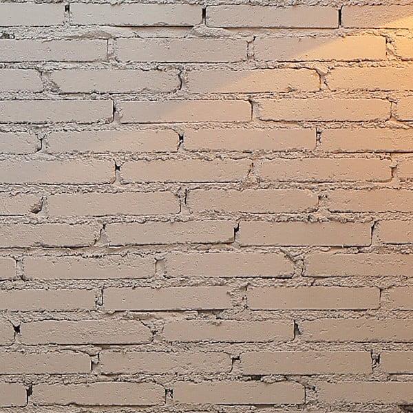 Biała lampa stojąca Garageeight Jay