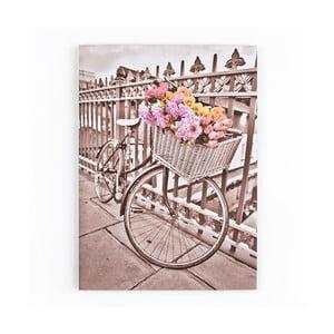 Obraz Graham & Brown Bicycle,50x70cm