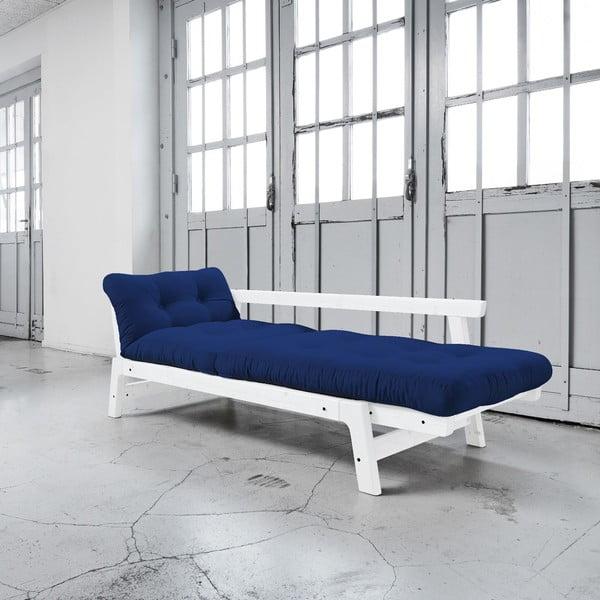 Sofa rozkładana Karup Step White/Royal