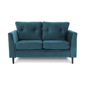 Jasnoniebieska sofa dwuosobowa VIVONITA Portobello