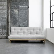 Sofa rozkładana Karup Fresh Natural/Light Grey