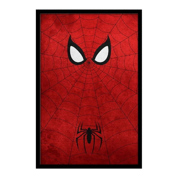 Plakat Spiderman, 35x30 cm
