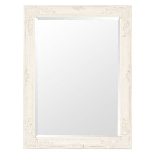 Lustro ścienne Miro Bianco, 62x82 cm