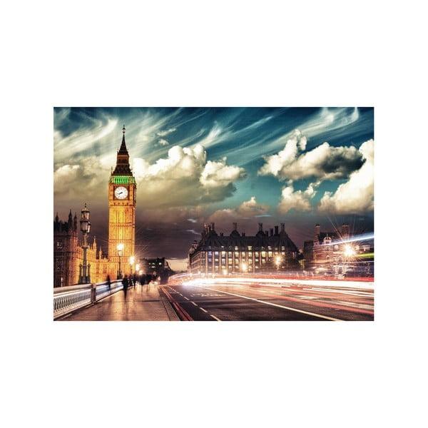 Obraz Londyn, 100x70 cm