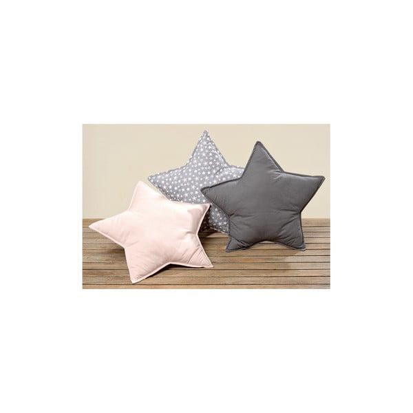 Komplet 3 poduszek Star, 40 cm