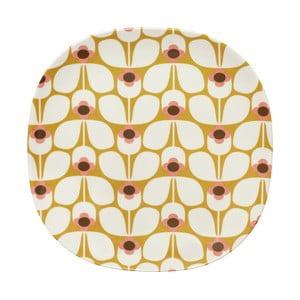 Duży talerz Orla Kiely Wallflower Candy