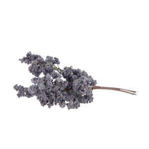 Dekoracja Berries Frosted Dark, 25 cm