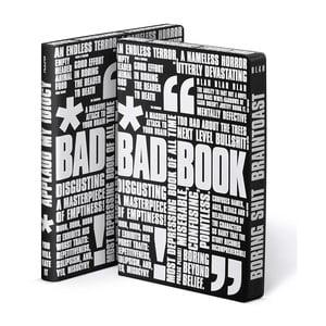 Notes Bad Book, 16,5x22 cm