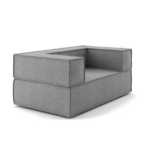 Ciemnoszara sofa Absynth Noi