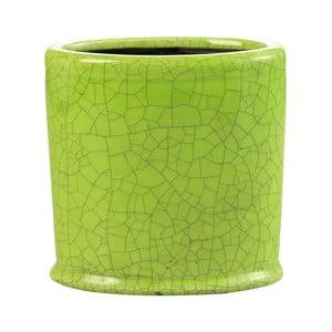 Doniczka Binc 18 cm, zielona