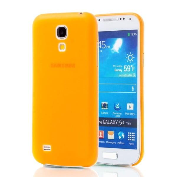 ESPERIA Air pomarańczowe etui na Samsung Galaxy S4 mini