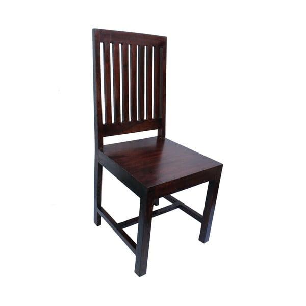 Krzesło z palisandru Indigodecor Dark Brown
