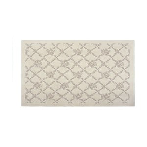 Bawełniany dywan Oni 60x90 cm, kremowy