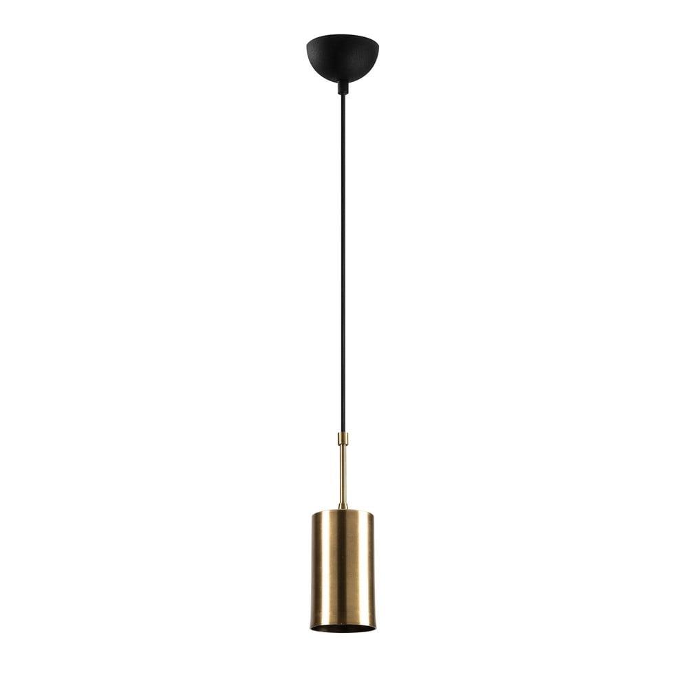 Lampa wisząca w kolorze złota Opviq lights Kem