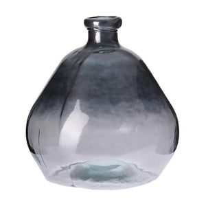 Szklany wazon Inart Silver