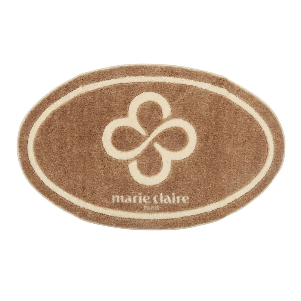 Turkusowy dywanik łazienkowy Marie Claire, 66x107 cm