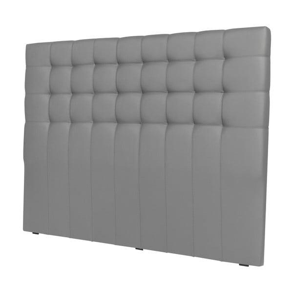 Zagłówek łóżka w kolorze srebra Windsor & Co Sofas Deimos, 160x120 cm